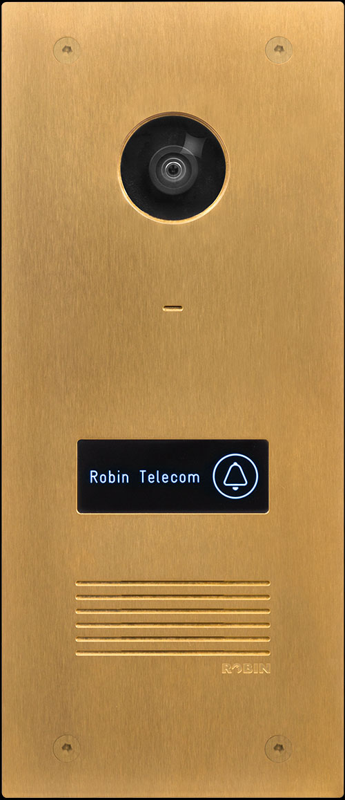 Robin audio intercoms